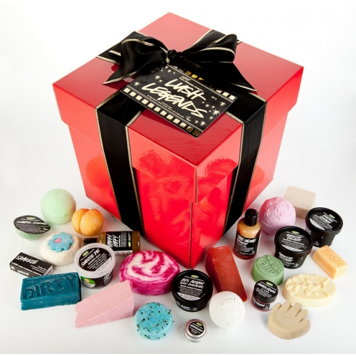 Lush Legends Gift