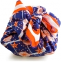 Nautical Stars Knot-Wrap